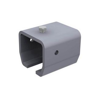 Svetskonsol 9038 för Skena Hercule 9030 H=43mm