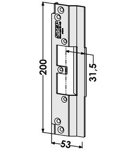 Monteringsstolpe ST9513