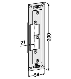 Monteringsstolpe ST9511