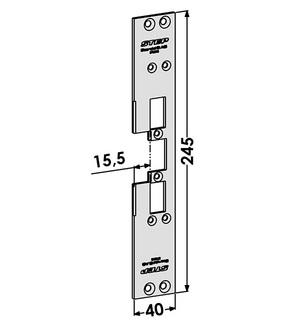 Monteringsstolpe ST6579