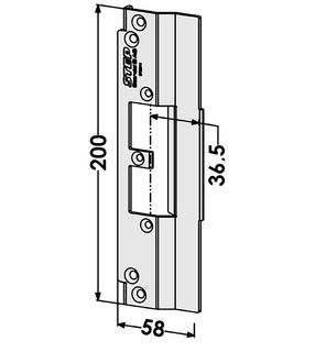 Monteringsstolpe ST9514