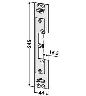 Monteringsstolpe ST9544
