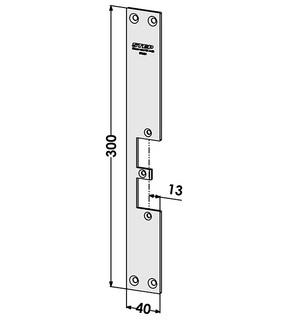 Monteringsstolpe ST9521 Vänster