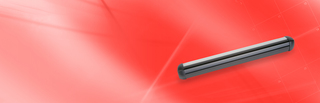 Sensorlist Uniscan 2 Ögon 750mm    Silver