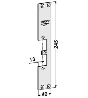 Monteringsstolpe ST9547H Höger