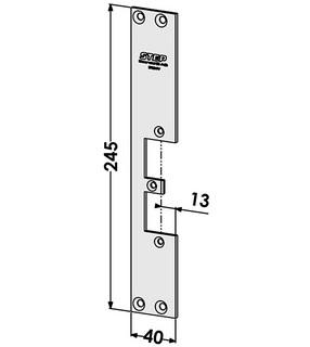 Monteringsstolpe ST9547V Vänster