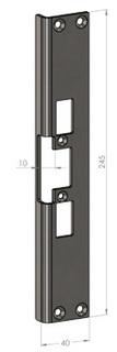 Monteringsstolpe SA30-10