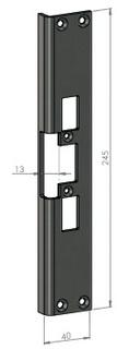 Monteringsstolpe SA30-13