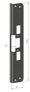 Monteringsstolpe SA30T-15