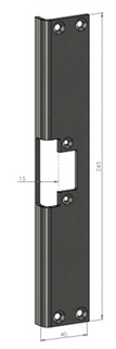 Monteringsstolpe SA32-T