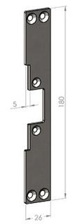 Monteringsstolpe SA35