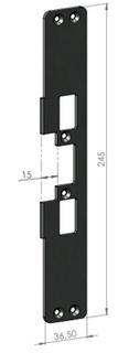 Monteringsstolpe SA40