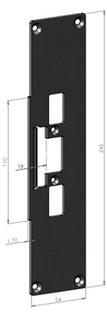 Monteringsstolpe SA43