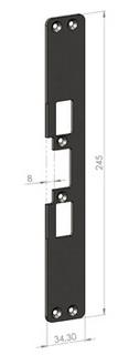 Monteringsstolpe SA45