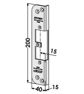 Monteringsstolpe ST9509