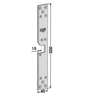 Monteringsstolpe ST1882-B Höger