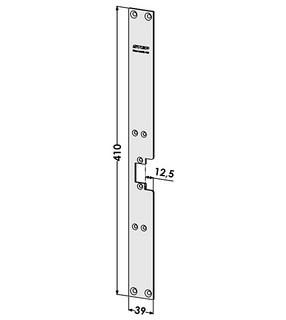Monteringsstolpe ST6546