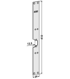 Monteringsstolpe ST6547