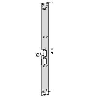 Monteringsstolpe ST6555