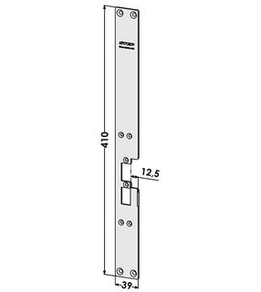 Monteringsstolpe ST6568