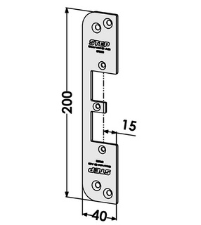 Monteringsstolpe ST9508