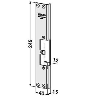 Monteringsstolpe ST9518V Vänster