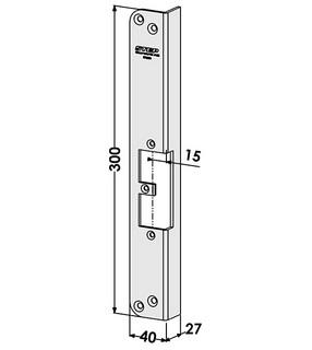 Monteringsstolpe ST9524