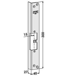 Monteringsstolpe ST9525