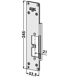 Monteringsstolpe ST9531V Vänster
