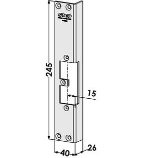 Monteringsstolpe ST9532V Vänster