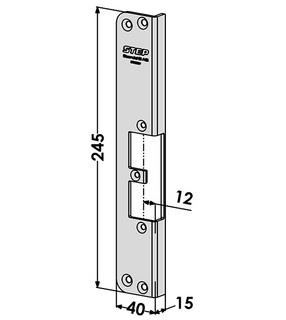 Monteringsstolpe ST9536V Vänster