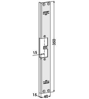 Monteringsstolpe ST9543