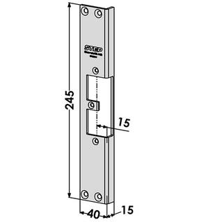 Monteringsstolpe ST9560V Vänster
