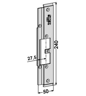 Monteringsstolpe ST9551H Höger