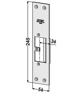 Monteringsstolpe ST9555V Vänster