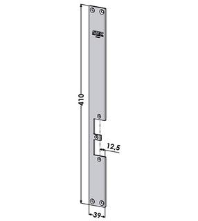 Monteringsstolpe ST9569V Vänster