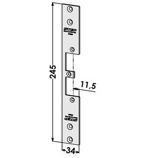 Monteringsstolpe ST9590
