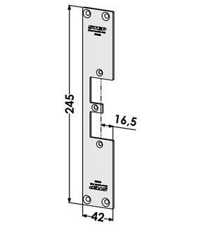 Monteringsstolpe ST9592
