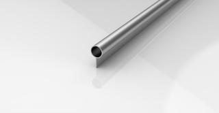 Skyddsprofil BO-16 L=1750mm        förborrad med skruv Silver