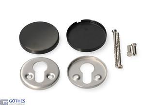 Täckskylt Basics LBB2014 PVD       Gunmetal