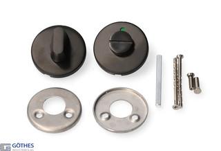 WC-Behör Basics LBWC2014 PVD       Gunmetal