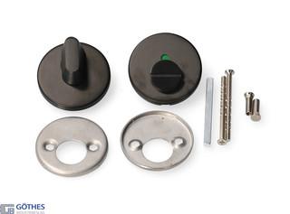 WC-Behör Basics LBWC310 PVD        Gunmetal