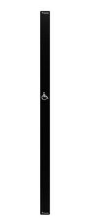 Softfront Prisma Button 1200       Tryck Rullstol
