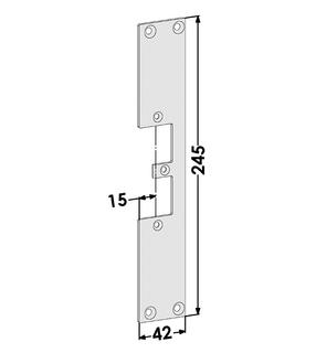 Monteringsstolpe ST9617