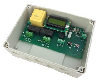 Radiomottagare XPL500-2P