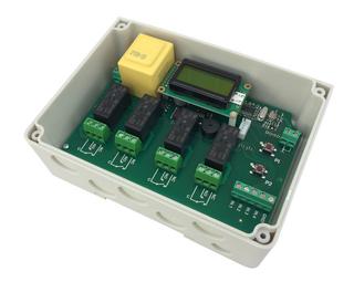 Radiomottagare XPL500-4P
