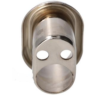Cylinderskylt 507 Nickel