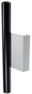Dragstång Aluminium/Pvc Natur