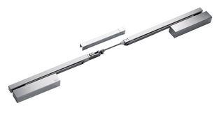 Dörrstängarsats TS93B GSR/V Silver
