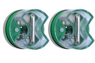 Öppningsbeslag 8560-2 Nickel